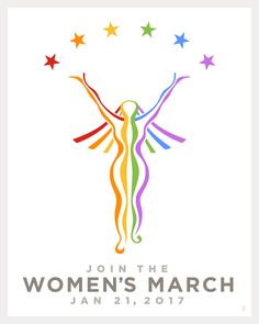 LGBT Women's March Poster