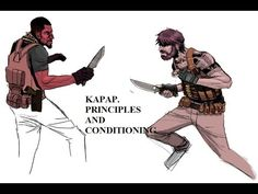 KAPAP. PRINCIPLES AND CONDITIONING