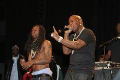Street Dreams Tour- Lil Wayne & Birdman- Sports Arena San Diego 4/28/2007 - Front Row with Javon..SO Fun!