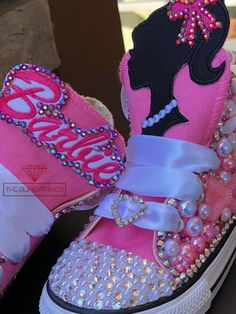 113 Best Bedazzled Converse images  0a1160bfa