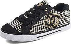 DC Chelsea TX SE Skate Shoe BlackGold 75 M US *** You can get additional details at the image link. This is an Amazon Affiliate links.