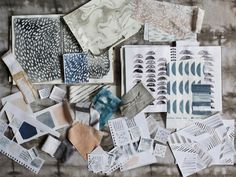 Sketches of Cape Cod: Rebecca Atwood's New Fabric Collection