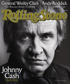 Johnny Cash - Rolling Stone.