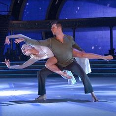 Dancing With the Stars: James and Peta Let It Go