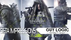 Sniper Ghost Warrior 3 Beta Gameplay