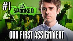 Команда ботанов расследует паранормальные явления (Spooked)