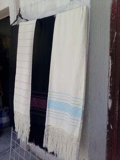 De algodon con detalle en seda