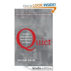 "@Guy Kawasaki on #Quiet by Susan Cain - ""You may find this hard to believe, but I am an introvert. This actually explains why I like social media: I can pick when and how I interact instead of being at big parties and events 'in person.'"""