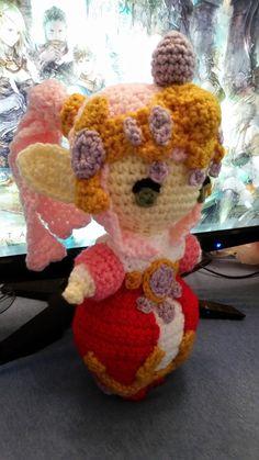 688c79dbfa90 Final Fantasy – Sultana Nanamo Ul Namo Minion Pattern Crochet Patterns  Amigurumi