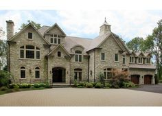 Exquisite Stone Residence in Chester, NJ