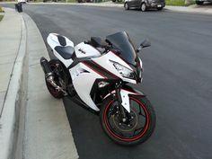 Kawasaki Ninja 300 Modded