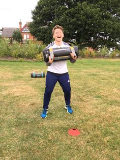 Training hard with Xtreme Boot Camps