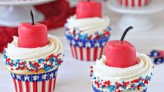 4th of July Food and Desserts Recipes2345
