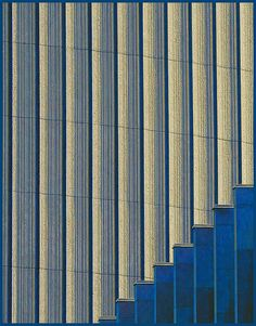 urban pyjama stripes by barbera*, via Flickr