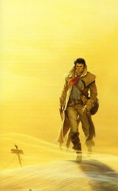 michael whelan_the gunslinger_the gunslinger followed