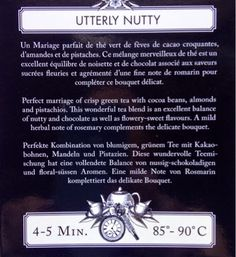 """Forgeron & Blanc - """"Utterly Nutty"""""""