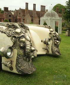 steampunktendencies:  Captain Nemo's car …   Facebook | Google...
