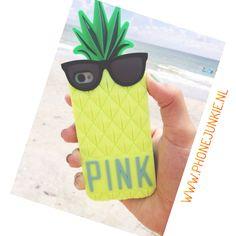 Ananas hoesjes voor je iphone
