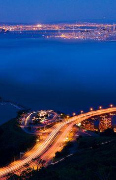 San Francisco California via flickr