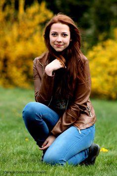 #young #girl #dress #vintage #smile #hair #natur #park #spring Dress Vintage, Smile, Park, Spring, Photography, Dresses, Vestidos, Photograph, Fotografie