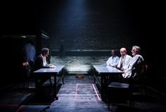 Albert Camus, The Plague at Arcola Theatre, 24 April 2017