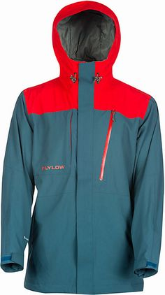 Flylow Stringfellow Jacket - Men's Ski Jackets - Winter 2015/2016 - Christy Sports