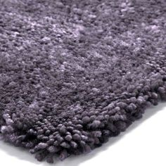 Esprit - Spacedyed Anthracite Rugs - buy online at Modern Rugs UK