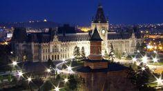 Iasi - the old Capital City of Moldova: Wonderful Places, Beautiful Places, Beautiful Sites, Amazing Places, Visit Romania, Romania Travel, Famous Castles, Moldova, Bucharest