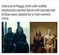 and they're both MY TWO ABSOLUTE FAVORITE OF ALL TIME!! Steve is bae tho.