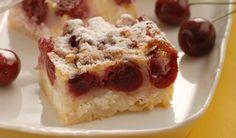 Sypaný čerešňový koláč: Nie, nemáme dosť čerešní a vy?