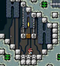 Super Mario Maker | Cave Decoration
