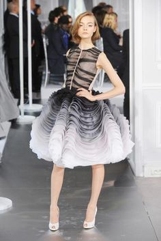 Christian Dior Spring 2012 Couture Runway - Christian Dior Haute Couture Collection