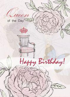 Happy Birthday Randy Female Cake