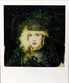 Stevie Nicks self portrait.
