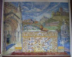 Azulejos de Setúbal - IV - divagares