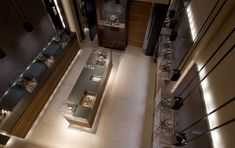 Leo Pizzo jewelry boutique by Diego Bortolato Architetto, Milan store design