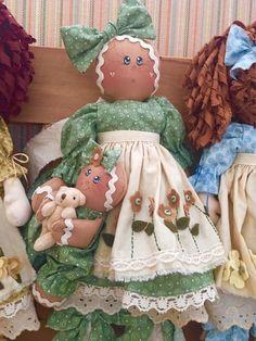 Ginger Bread - Ana e Aninha (projeto)