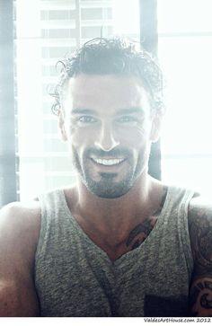 Stuart Reardon, English fitness model professional rugby league player