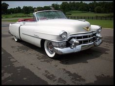 1953 Cadillac Eldorado Convertible 350/300 HP, Automatic for sale by Mecum Auction