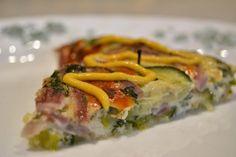 Zucchini Quiche (S)