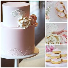 Couture Cupcakes & Cookies: Girl themes
