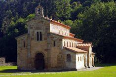 Fotos de: Asturias - Villaviciosa -  pre - Románico - San Salvador de Va...