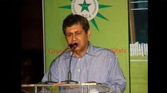 In this video Mr. Waseem Bari Pakistan Former Test Cricketer expressing his view regarding Disabled Cricketers of Pakistan at the Reception in honour of Disabled Cricketers at Shan-e-Mughlia Restaurant Karachi.