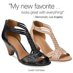 Clarks Customer Favorites   Evant Portman   Clarks heels