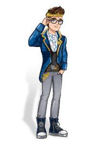 Dexter Charming ( Filho do Príncipe Encantado)