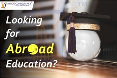 Want to pursue your higher degree from Abroad? Then you are at the right place... Dhrron Consultancy gives you genuine guidance Call: 9904277799 #StudyAbroad #AbroadEducation #StudentVisa #VisaExpert Study Abroad, Student, Education, Teaching, Training, Educational Illustrations, Learning, Studying