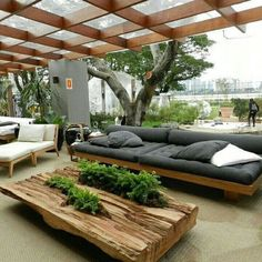 40 fantastische eigentijdse patio-ideeën voor de achtertuin - #achtertuin #de #eigentijdse #fantastische #patioideeën #voor