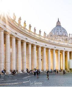 Piazza san Pietro Città del Vaticano