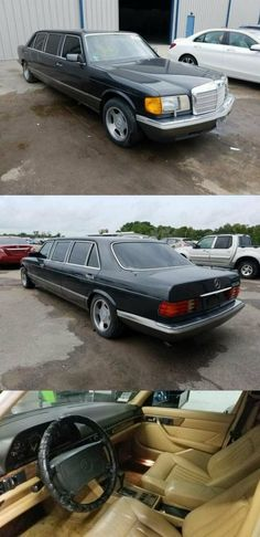 awesome 1988 Mercedes Benz 500 SEL Series limousine Mercedes Benz 500, Ali, Cruise, Awesome, Cruises, Be Awesome