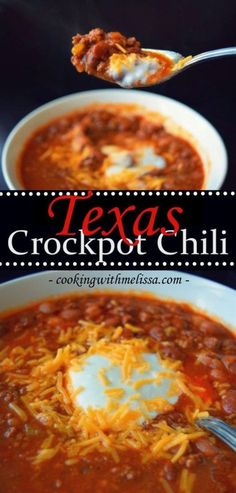 Take 20 minutes in the morning to start hot and hearty chili in the slow cooker. You will love this recipe!\n\n Ingredients\n 2 lbs lean ground beef\n 1 small roma tomato diced\n 1 small onion chopped\n 2 cloves garlic minced\n 1  30 oz can tomato sauce\n 1/4 cup chili powder\n 2 tsp ground cumin\n 1 tbsp salt & pepper\n 1/2 cube beef bullion\n 1 cups water\n 1 4 oz green chilies can - drained\n 1 16 oz pinto beans can - drained\n 1 16 oz chili beans in sauce can\n 1-2 tbsp cayenne pepper…